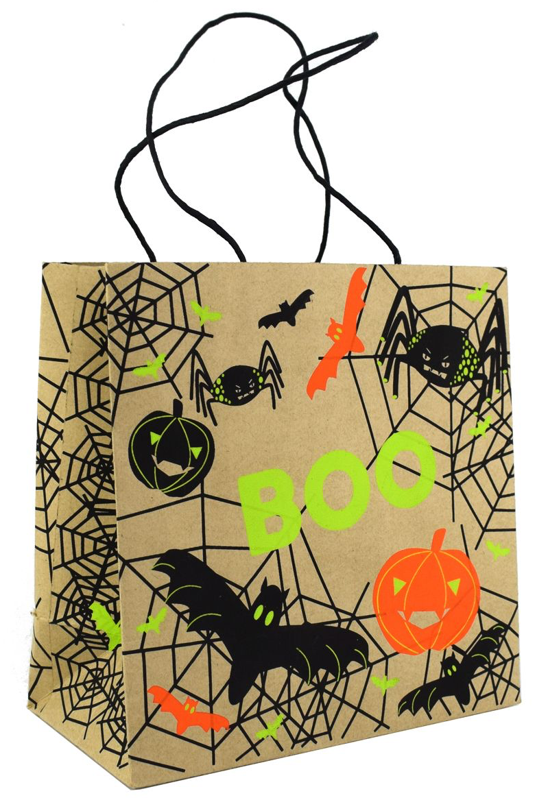 V36757 - Boo Halloween Party Bags - GBGMPK302 20/PK