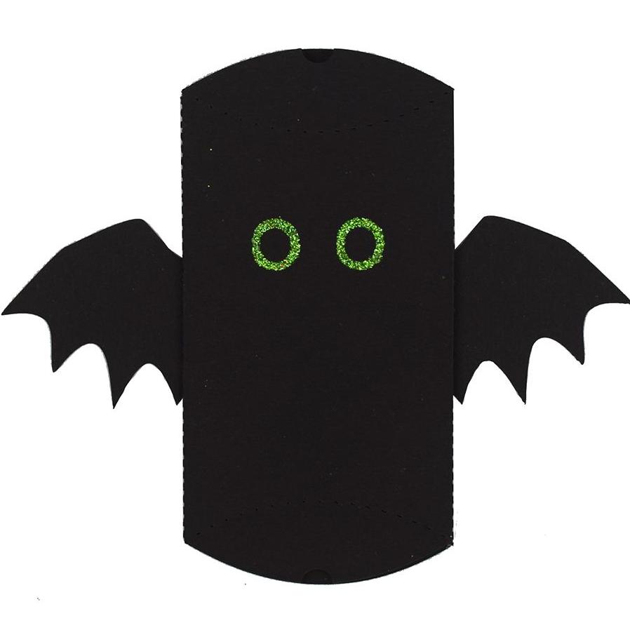 V40341 Bat Pillow Treat Box Set of 6